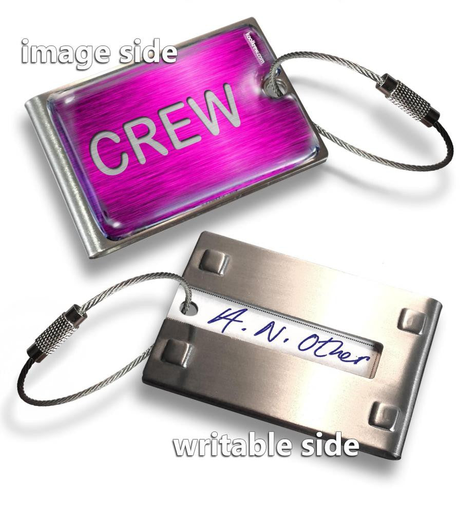 PINK-CREW(Writable Reverse) Tag