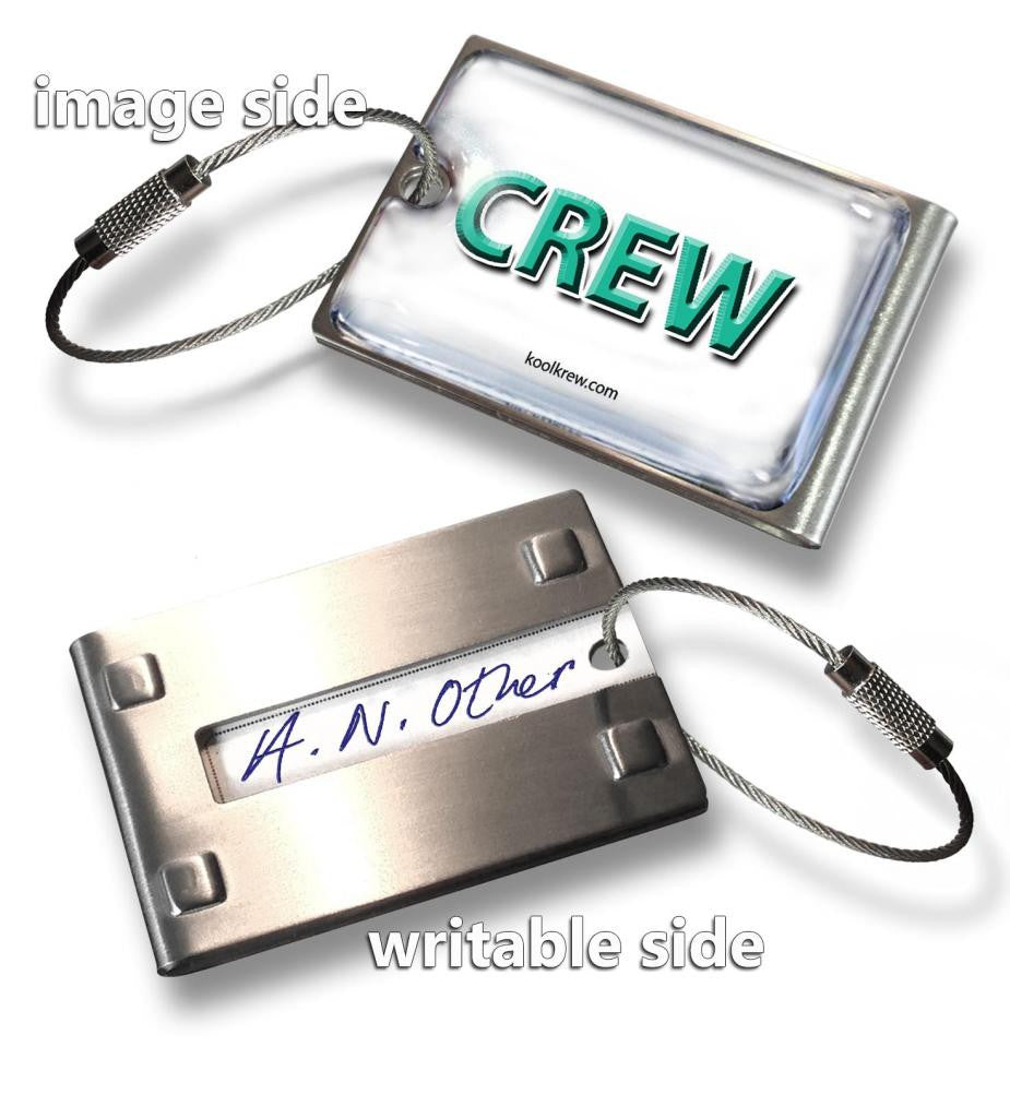 WHITE-CREW(Writable Reverse) Tag