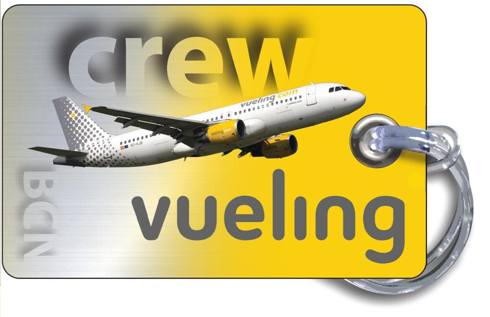 Vueling Picture 3- Silver (Base Tags)