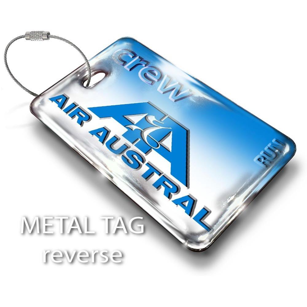 Air Austral(OLD LOGO) Luggage Tag
