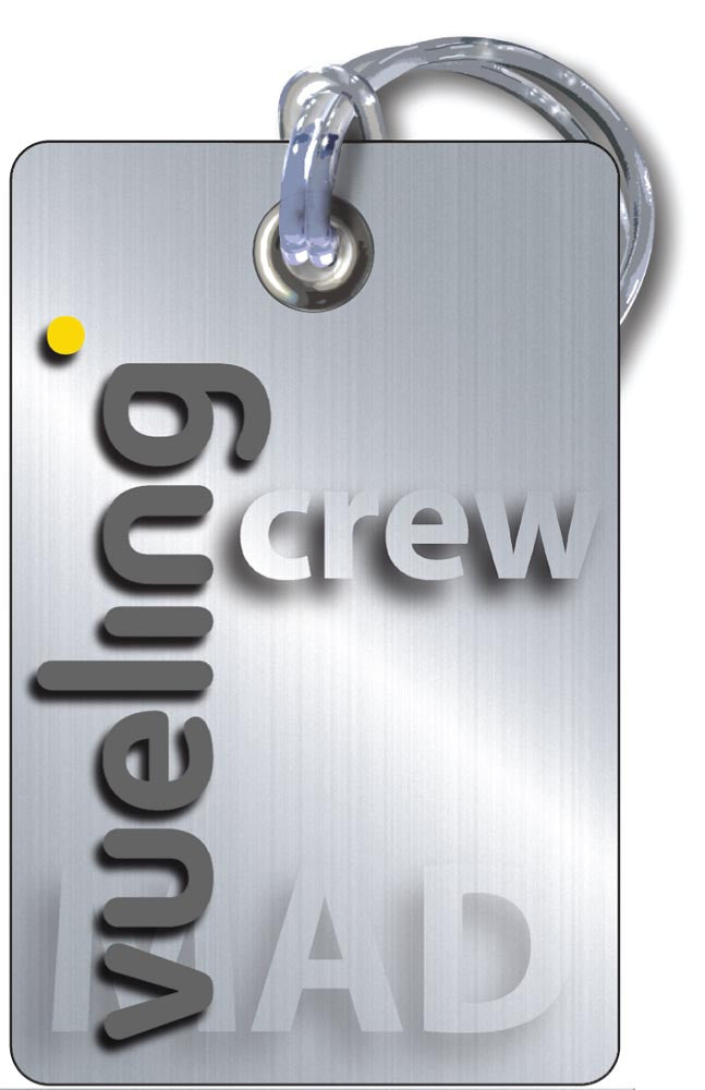 Vueling Portrait 1-Base Tags