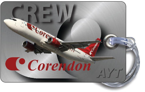 Correndon Airlines B737-Steel Effect