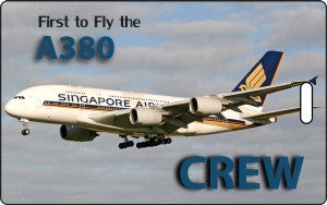 Singapore Airlines Picture A380