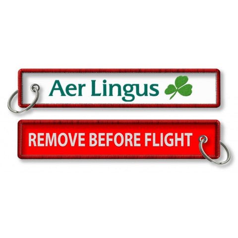 Aer Lingus Remove Before Flight