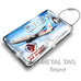 Air Algerie B737 Luggage Tag