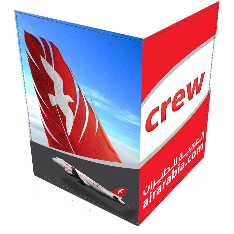 Air Arabia CREW Passport Cover