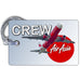 Air Asia A320 Luggage Tag