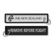Air New Zealand-Remove Before Flight