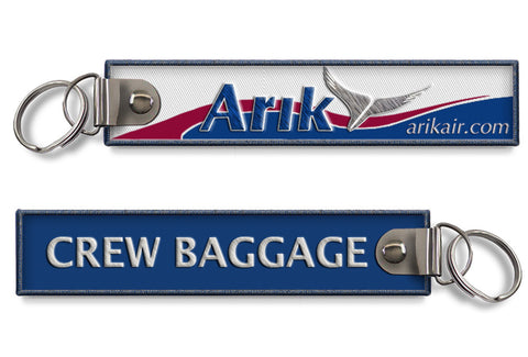 Arik Air - Crew Baggage