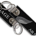 Air New Zealand-Crew Baggage Keyring