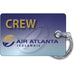 Air Atlanta Landscape Luggage Tag