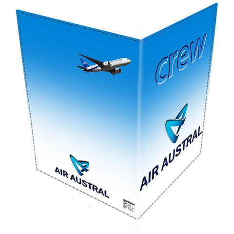 Air Austral CREW Passport Cover