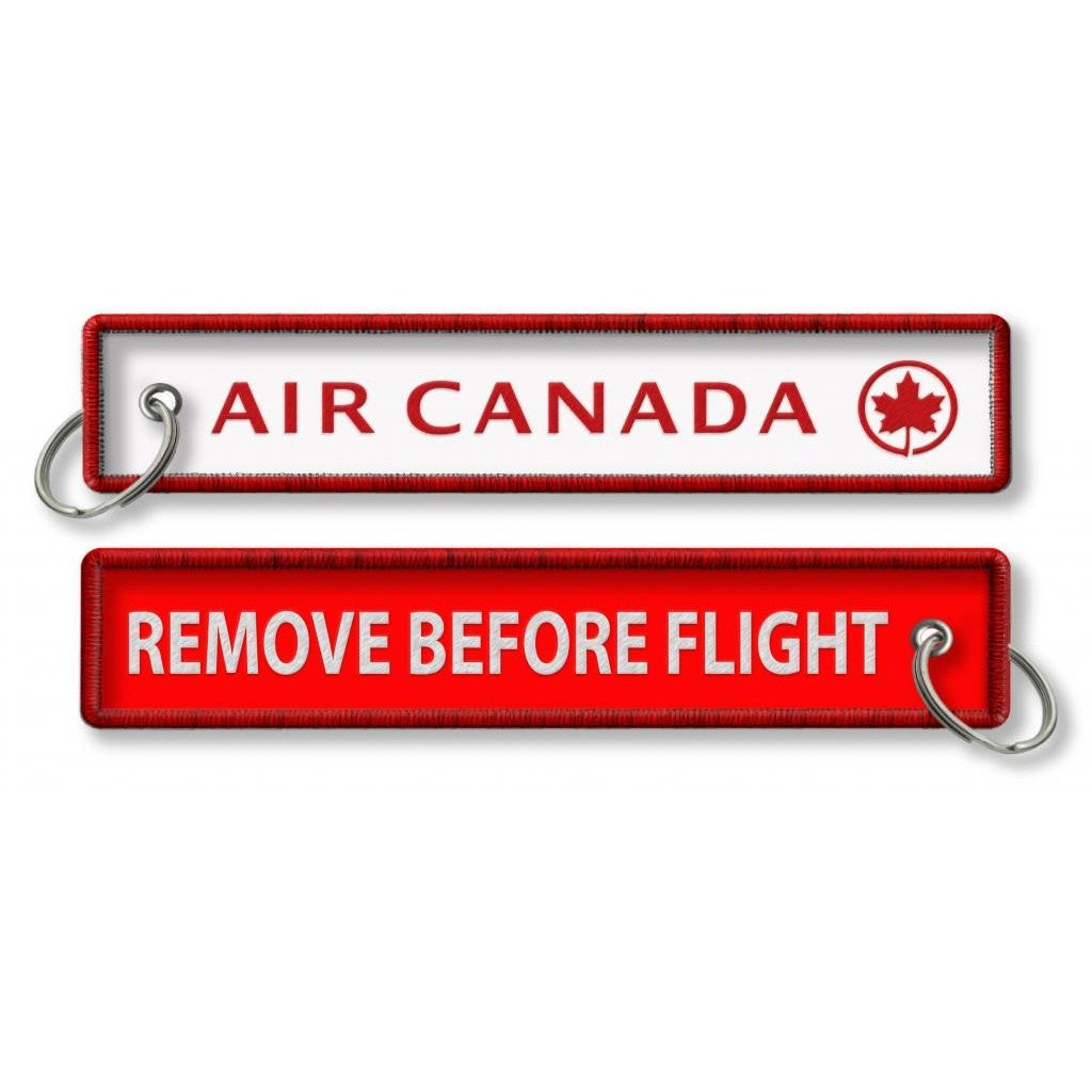 Air Canada-Remove Before Flight(Old Logo)