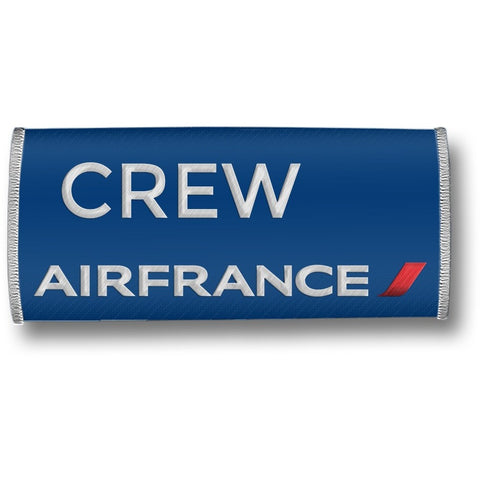 Air France Crew Handle Wrap