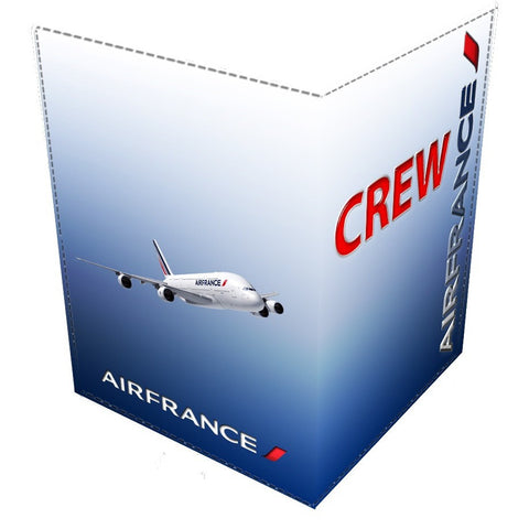 Air France CREW-Passport Cover