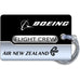 Air New Zealand FLIGHT CREW ( NEW LOGO )