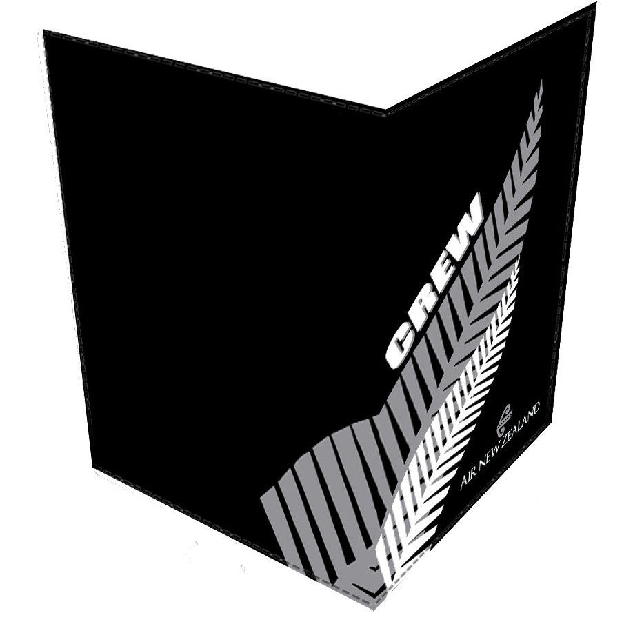 Air New Zealand NOIR LIVERY-Passport Cover