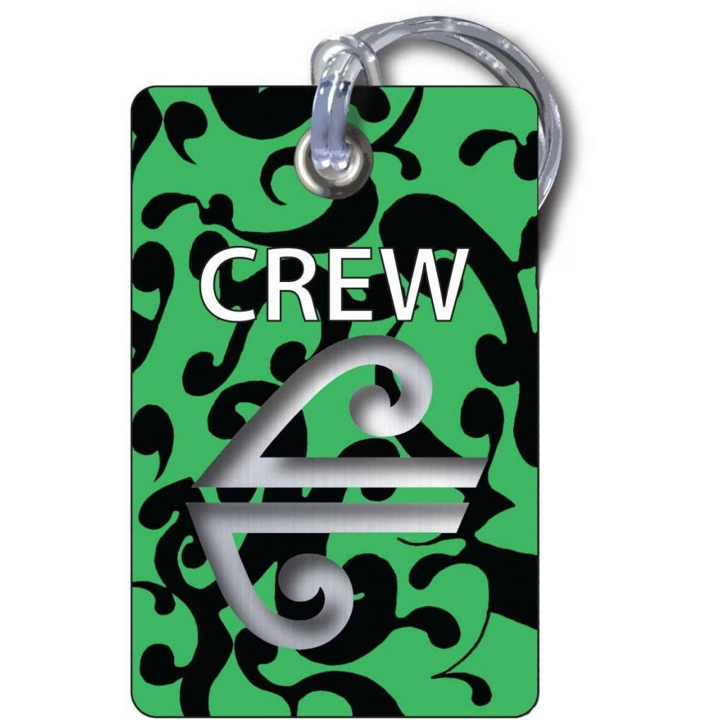 Air New Zealand Uniform Tag-Green