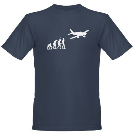 Air Plane Evolution-TShirt
