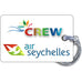 Air Seychelles Logo White