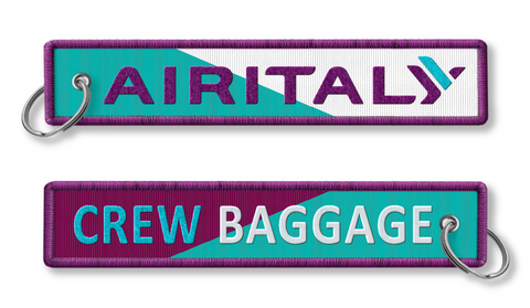 AirItaly-Crew Baggage Key Chain