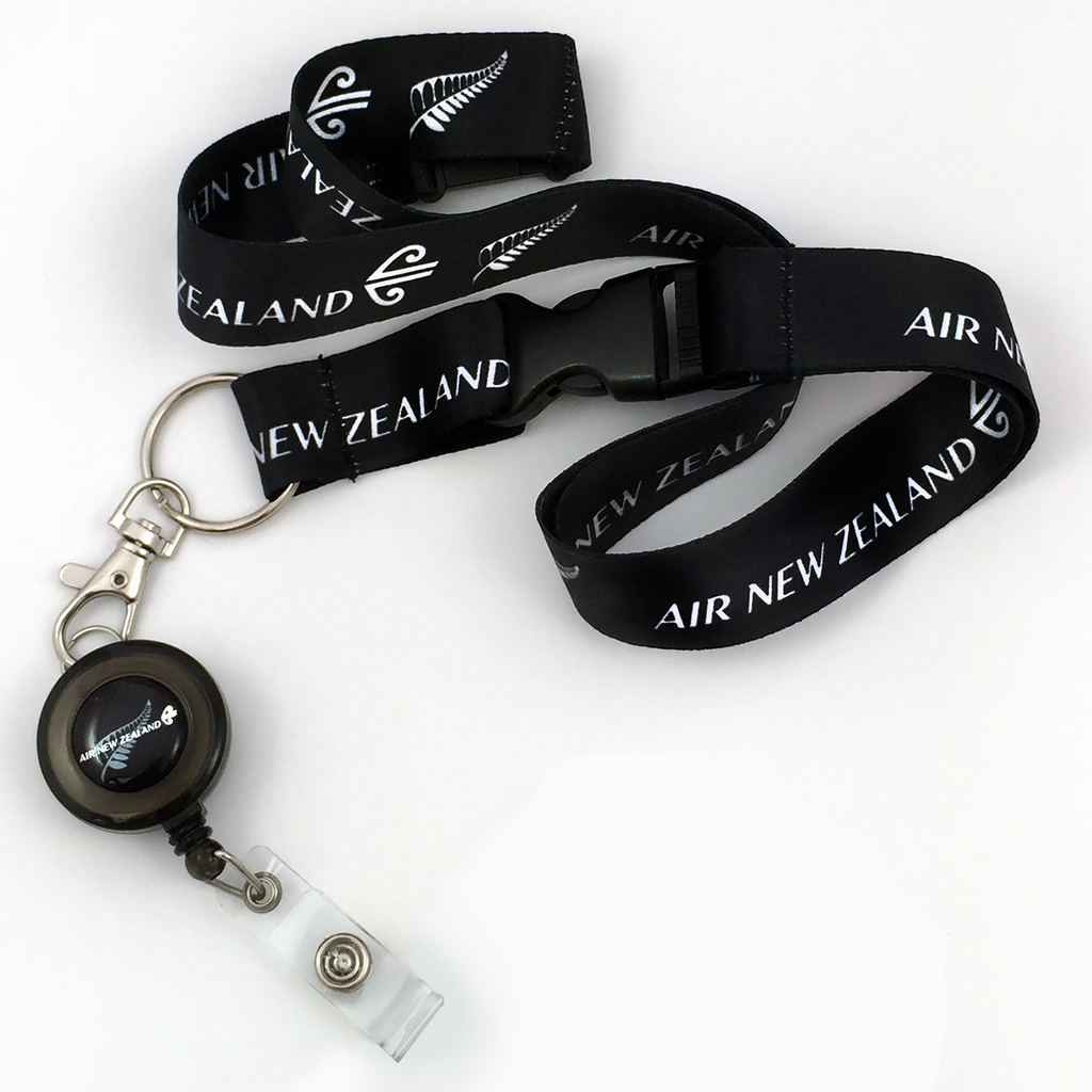 Air New Zealand Logo Lanyard