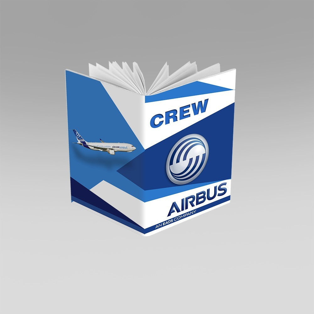 Airbus A330 CREW Passport Cover