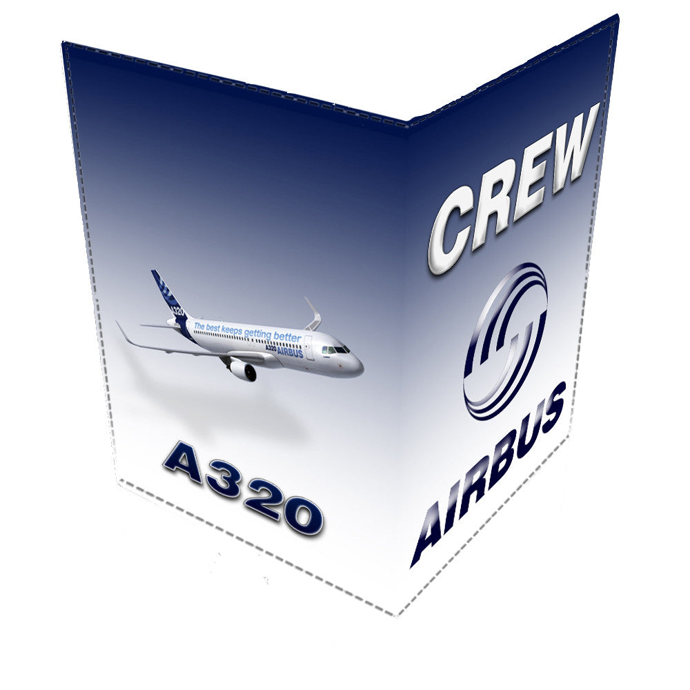 A320 CREW-Passport Cover