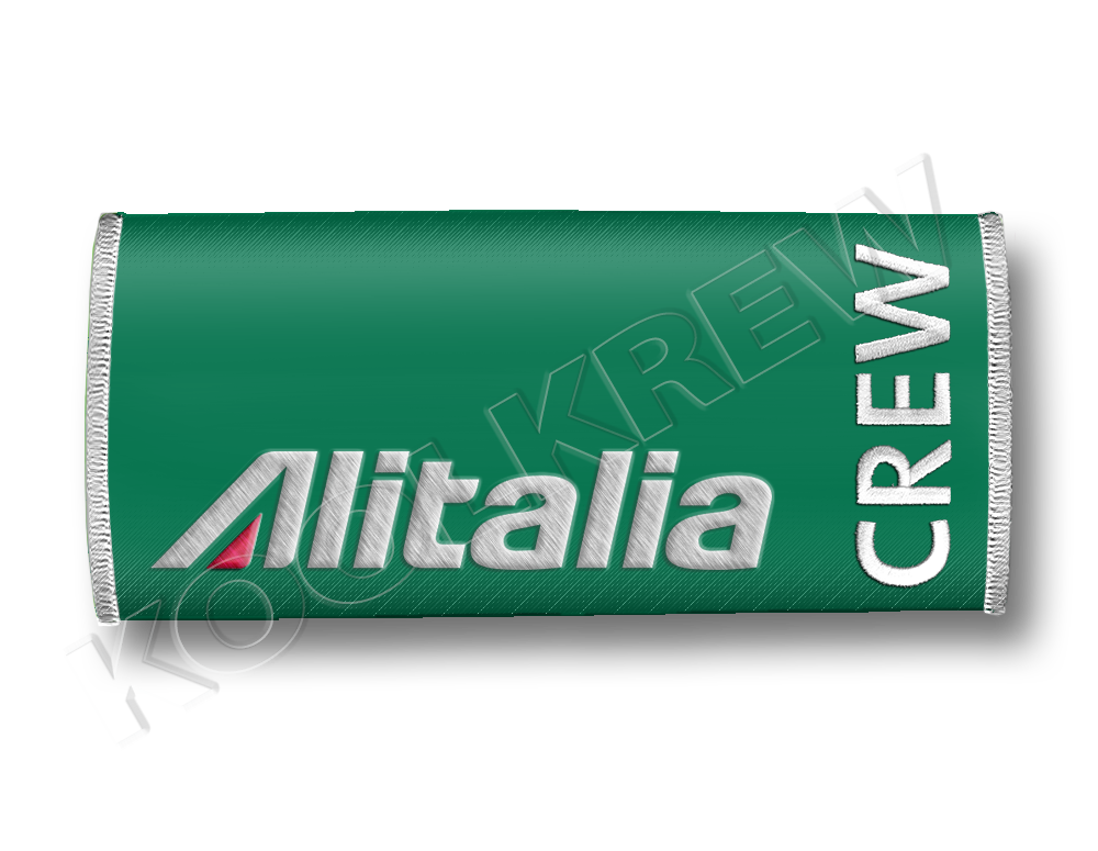 Alitalia - Luggage Handles Wraps