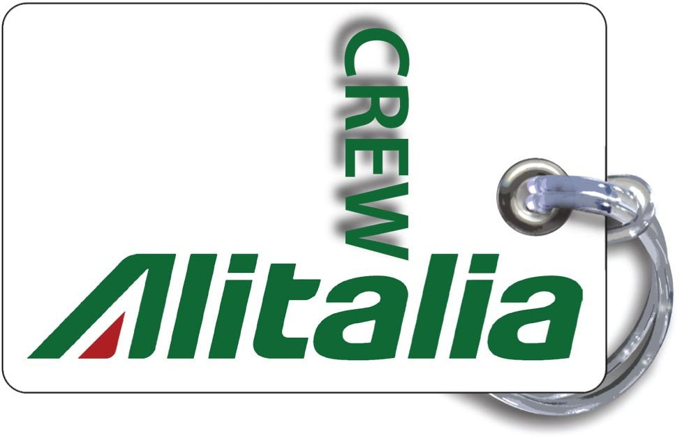 Alitalia Landscape 2-White Background