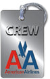 American Airlines (OLD LOGO) Portrait