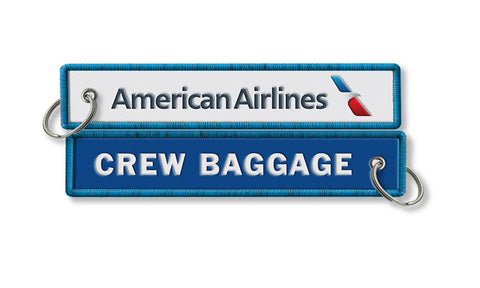 American Airlines-Crew Baggage
