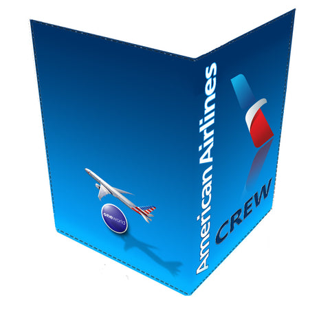 American Airlines-NEW Logo-Passport Cover