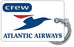 Atlantic Airlines Logo Landscape