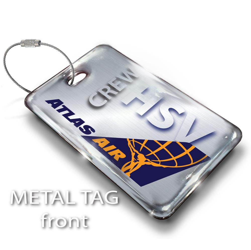 Atlas Air Base Tag 1