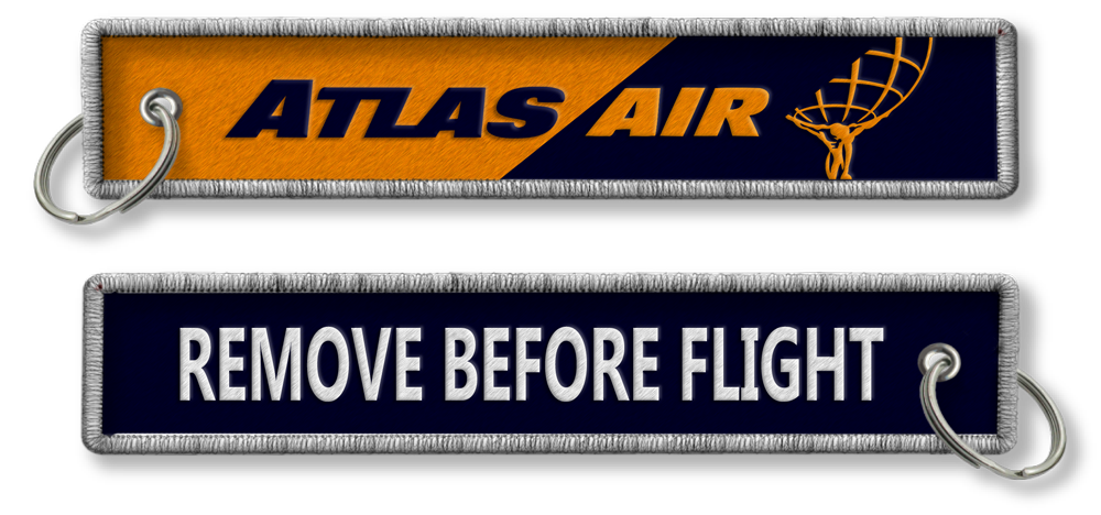 Atlas-Remove Before Flight