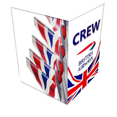 BA CREW-Passport Cover