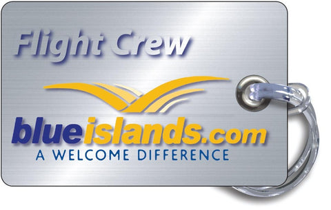 Blue Islands Airlines Logo(Flight crew)