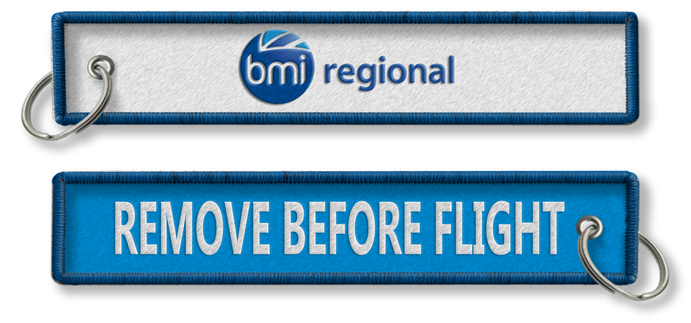 BMI Regional-Remove Before Flight
