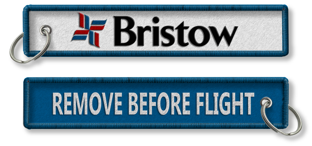 Bristow Helicopters-Remove Before Flight