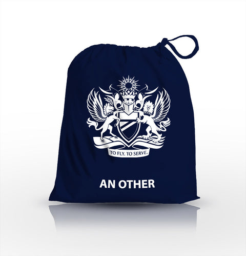 British Airways Crew-Personalised Shoe Bag