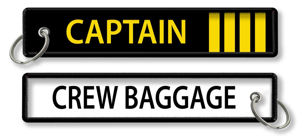 CAPTAIN-Crew Baggage