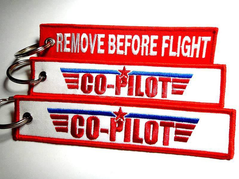 CO-Pilot (Top Gun)-Remove Before Flight