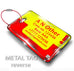 Crew Bags-Do Not Offload Tag