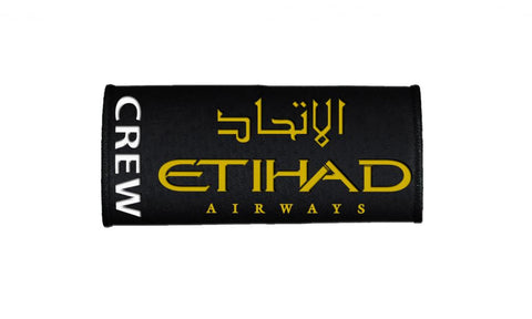 CREW- Luggage Handles Wraps -Etihad Airways