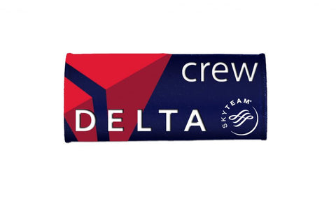 CREW- Luggage Handles Wraps-Delta Airlines