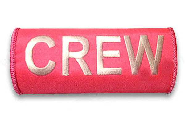 CREW- Luggage Handles Wraps-PINK