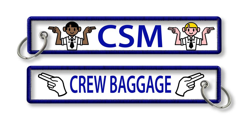 CSM (Male)-Crew Baggage