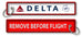 Delta-Remove Before Flight