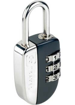 Design Go-No Key Padlock
